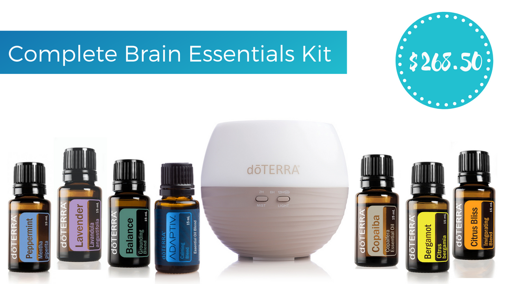 Complete Brain Essentials Kit
