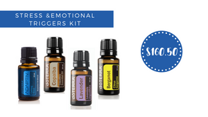 Stress and Emotional Triggers Kit