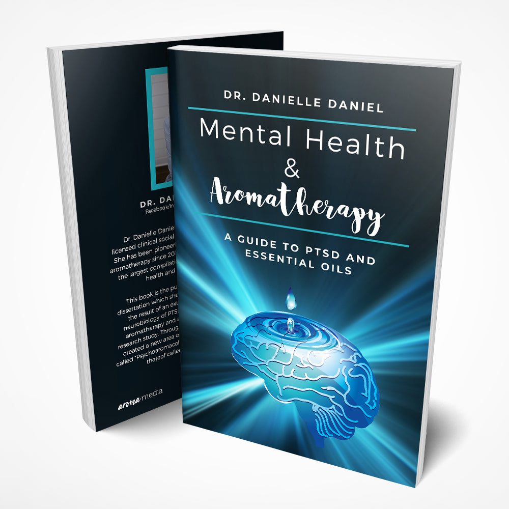 Mental Health & Aromatherapy book on PTSD