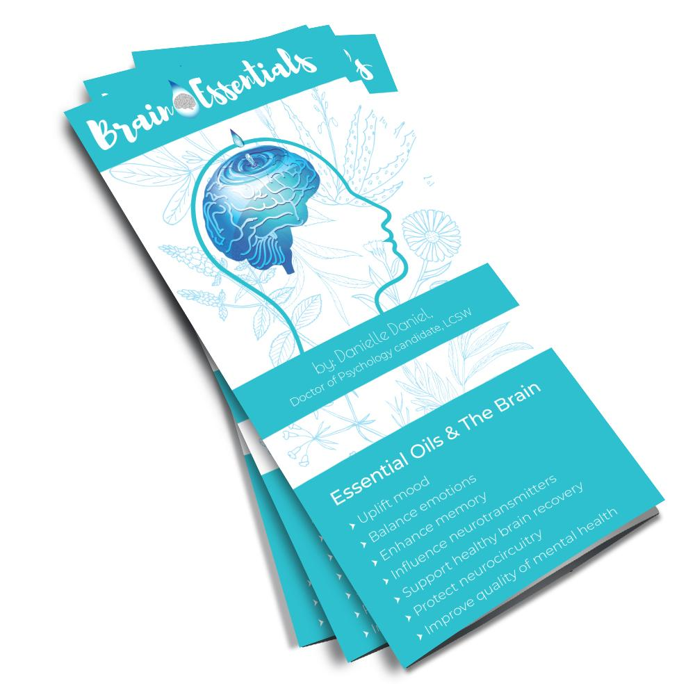 Brain Essentials Tri-fold (Pack of 25)