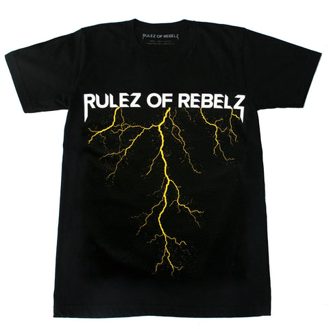 Rulez of Rebelz Lightning Tee
