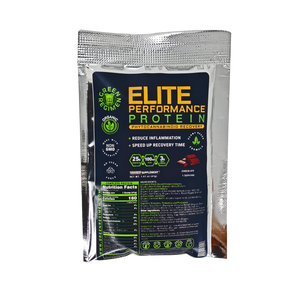 CBD Protein Chocolate Packet