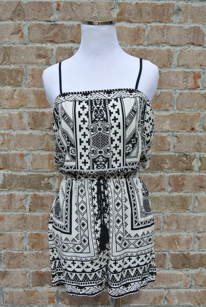 All About It Romper