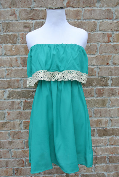 Emerald Coast Dress