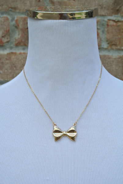 One for You Necklace- Gold