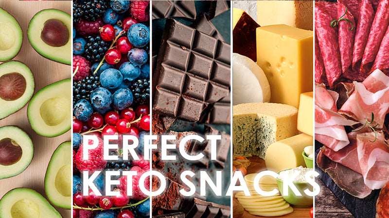 Keto Snacks That I'm Loving!
