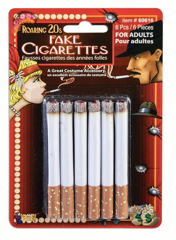 FAKE CIGARETTES (6 PCS)