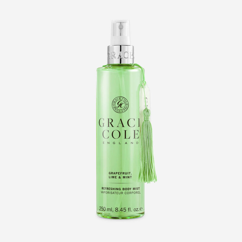 Grapefruit, Lime & Mint Body Care Gift Set