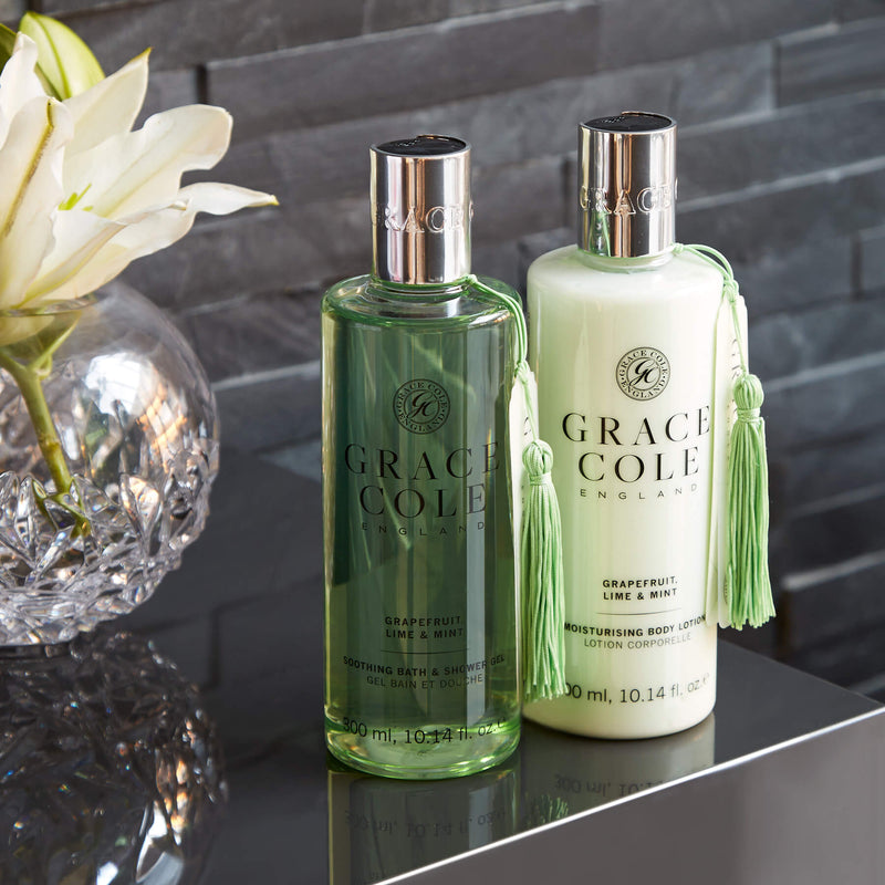 Grapefruit, Lime & Mint Soothing Bath & Shower Gel