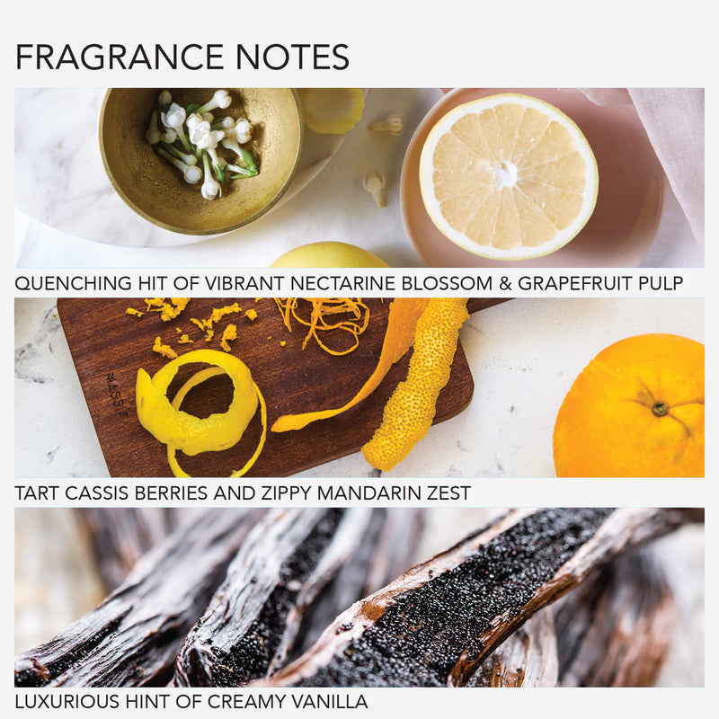 Grace Cole Delightful Duo Gift Set | Nectarine & Grapefruit Diffuser
