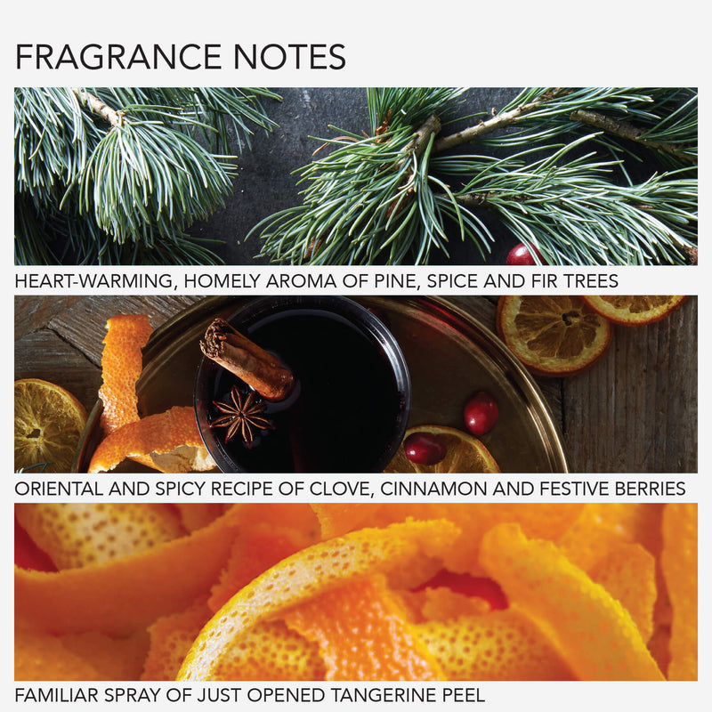 Sweet Cinnamon & Myrrh Fragrant Diffuser