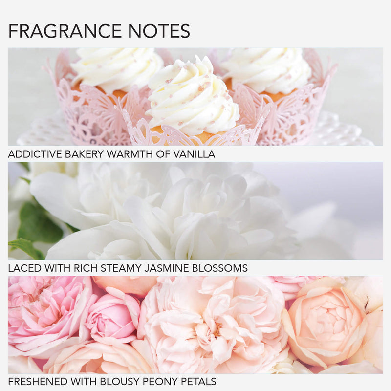 Vanilla Blush & Peony Hand Care Set