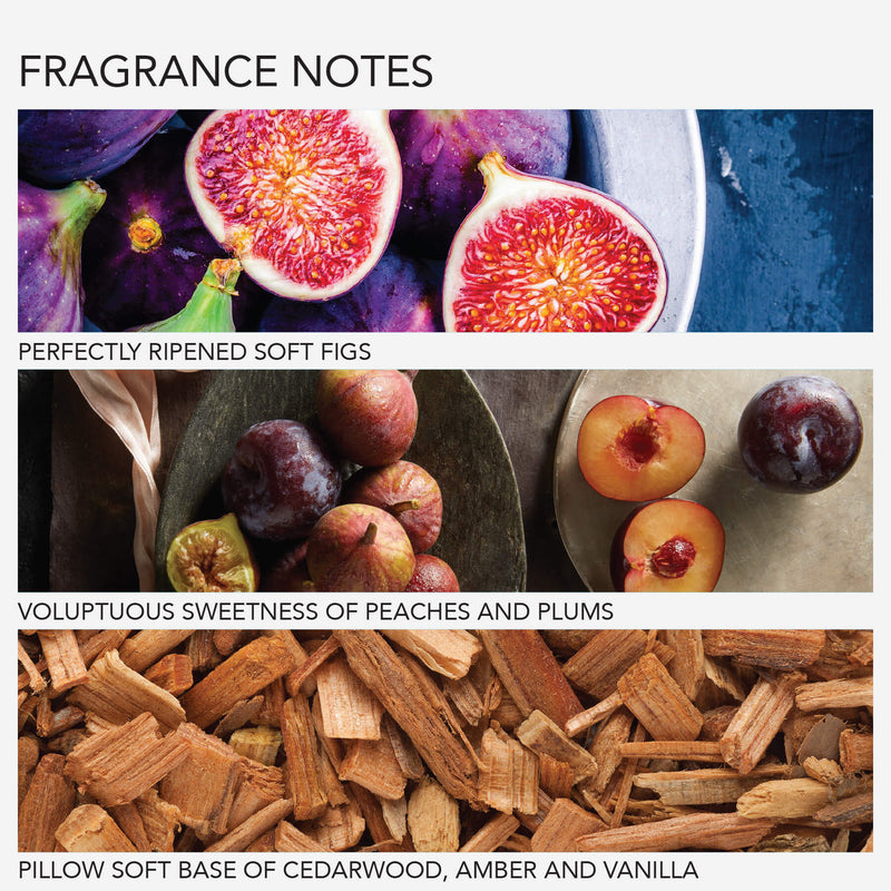 Wild Fig & Pink Cedar Fragrant Candle