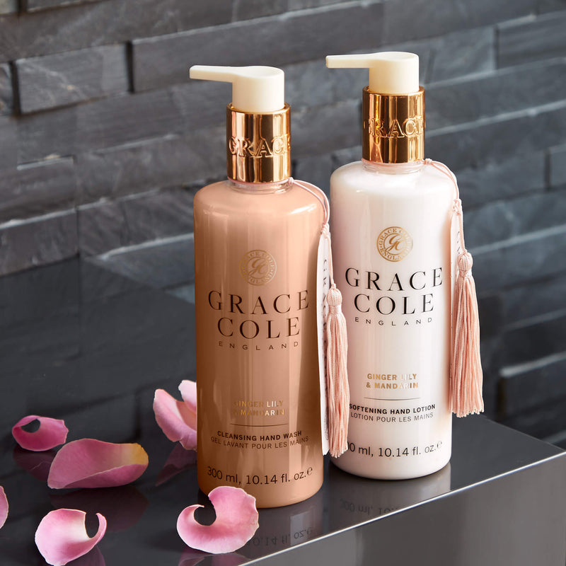 Ginger Lily Mandarin Cleansing Hand Wash Grace Cole Grace Cole Limited