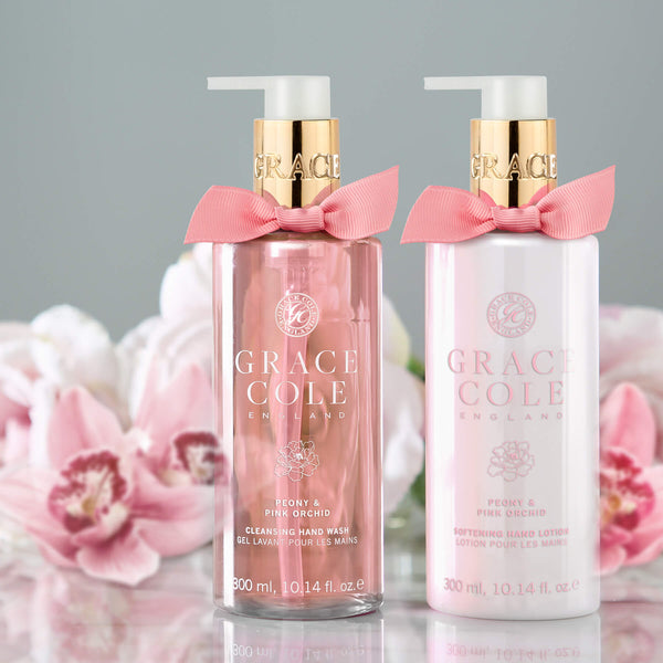 Peony & Pink Orchid Cleansing Hand Wash