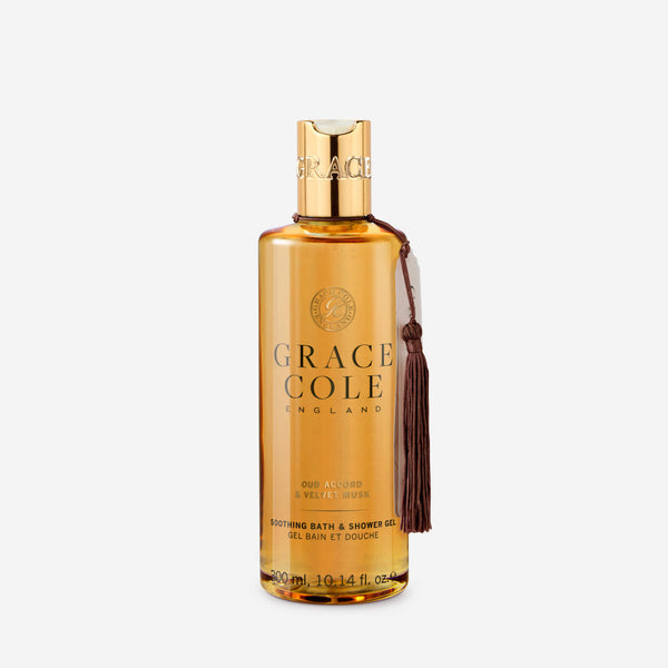 Oud Accord & Velvet Musk Soothing Bath & Shower Gel