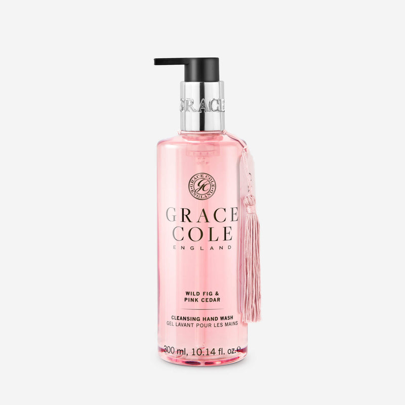 Wild Fig & Pink Cedar Cleansing Hand Wash