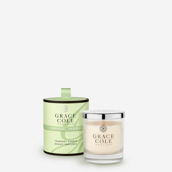 Grapefruit, Lime & Mint Fragrant Candle