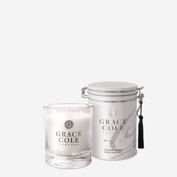 White Nectarine & Pear Fragrant Candle