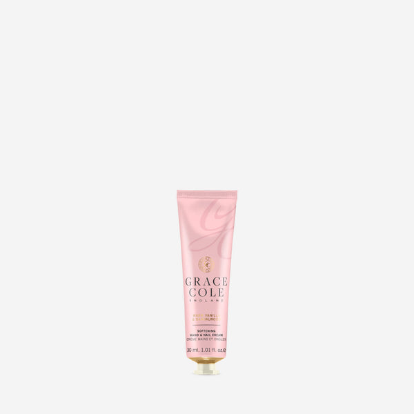 Warm Vanilla & Sandalwood Softening Hand & Nail Cream