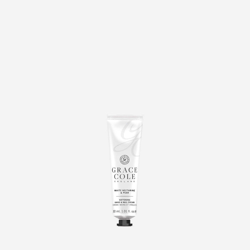 White Nectarine & Pear Softening Hand & Nail Cream