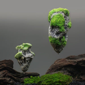 Amazing Aquarium Floating Rock