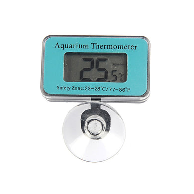 Digital LCD Screen Thermometer For Aquarium