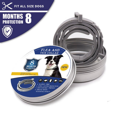 The best Anti-fleas and ticks collar