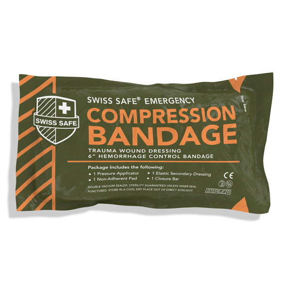 Israeli Compression Bandage