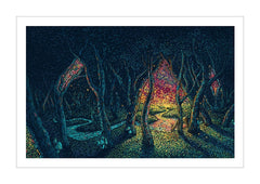 """Portals"" Art Print by James R. Eads (Limited Edition)"