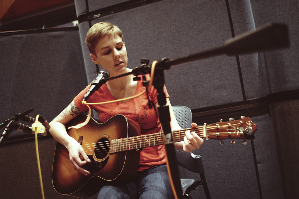 Listen to Dori Freeman's Intimate Folkadelphia Session