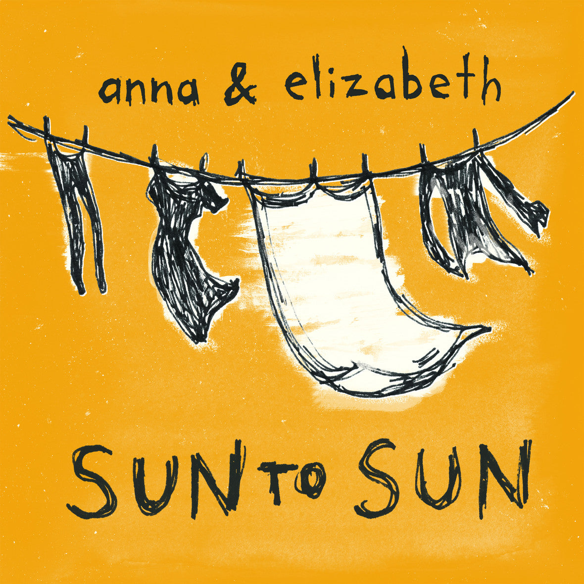 "Anna & Elizabeth's Debut Album ""Sun to Sun"" Made Available Once Again - Coming August 5 on Free Dirt"