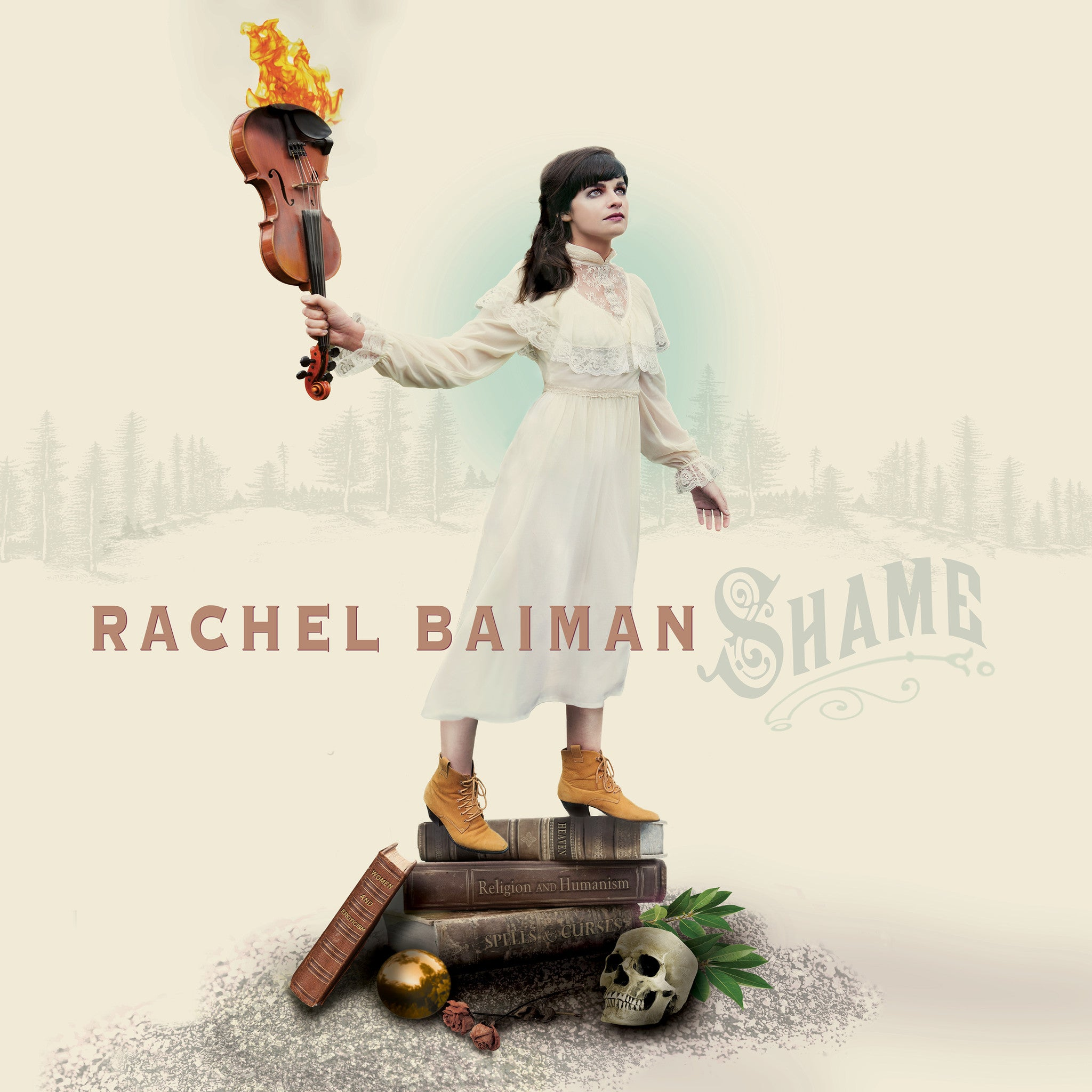 "Rachel Baiman's New Record ""Shame"" Now Available for Pre-Order"