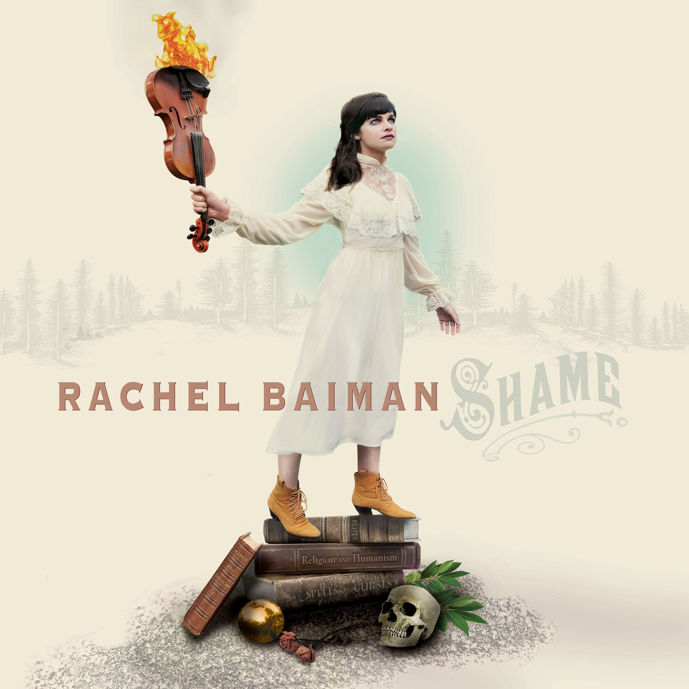 "Rachel Baiman's ""Shame"" Is Out Today On Free Dirt"