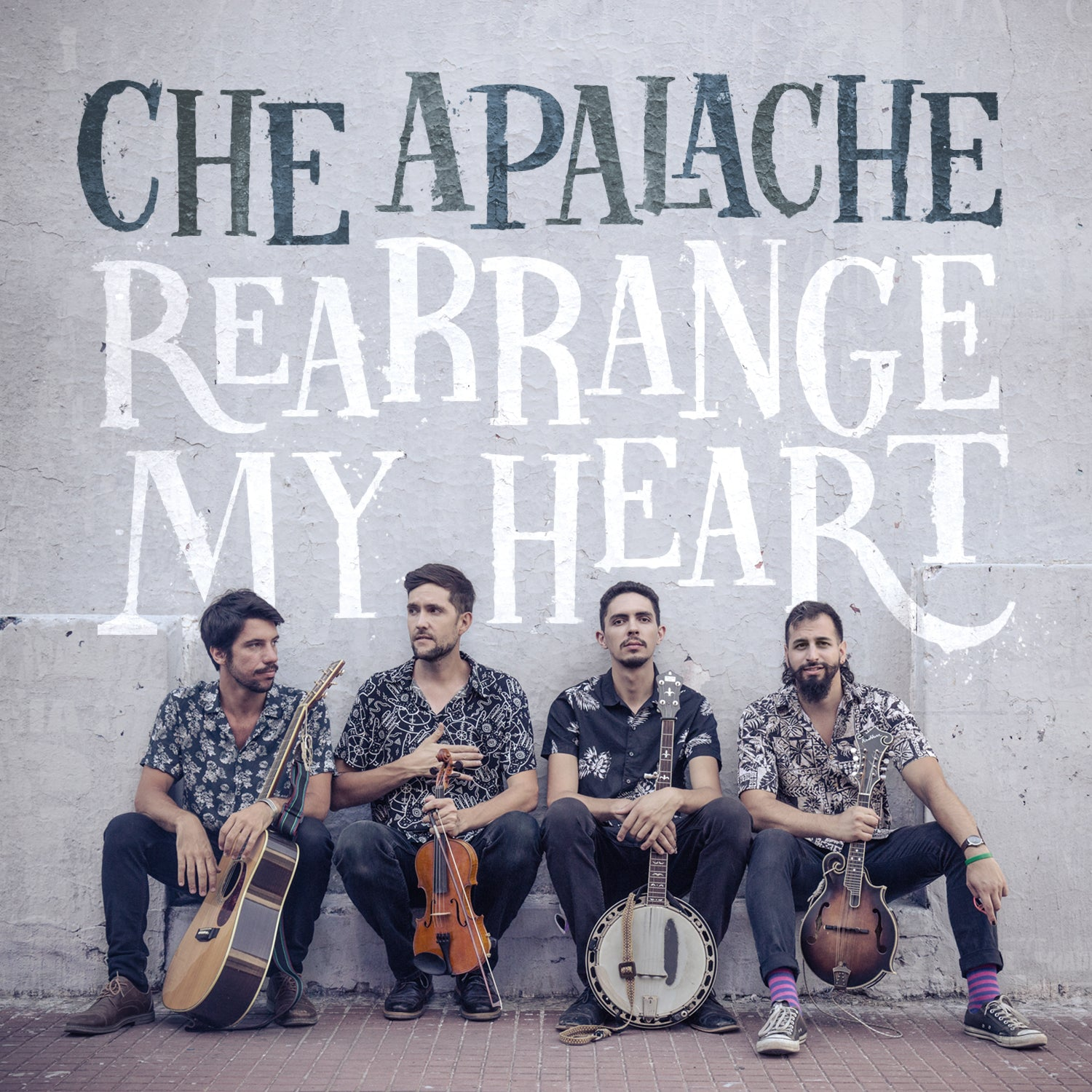 Che Apalache 'Rearrange My Heart' Album Cover