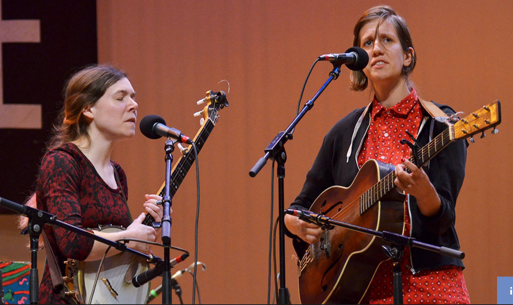 Listen: Anna & Elizabeth's Mountain Stage Debut