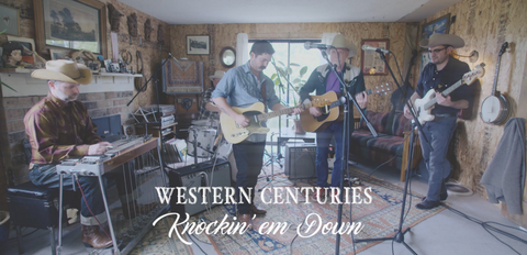 "New Video for Western Centuries' ""Knocking 'em Down"""
