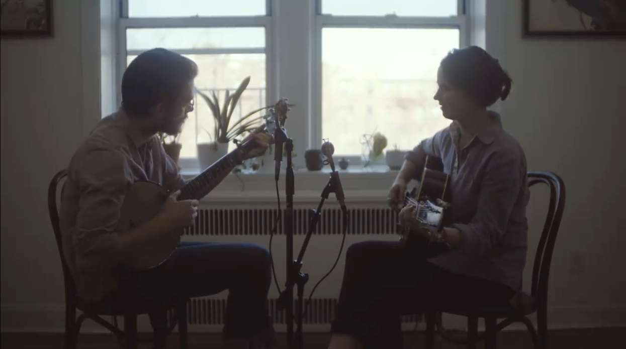 "New Video Premiere of ""Wayside"" from Courtney Hartman & Taylor Ashton"