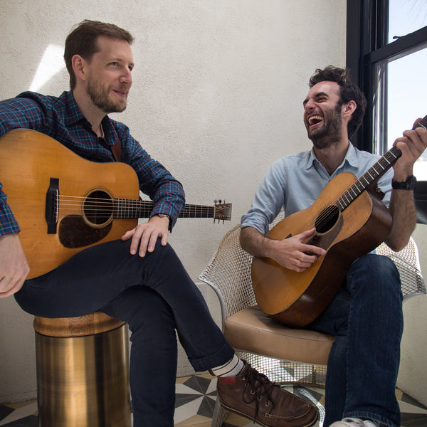 Julian Lage & Chris Eldrdige