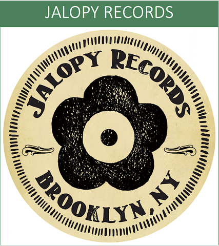 free dirt records - jalopy records
