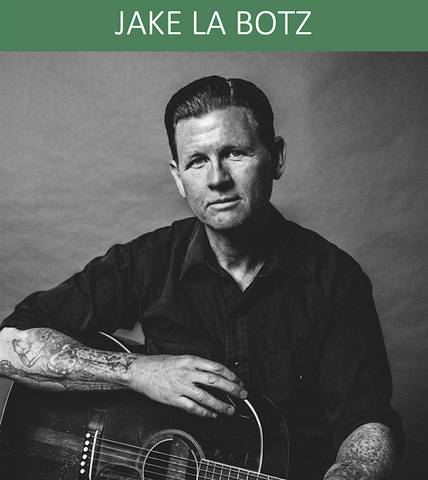 Jake La Botz - Free Dirt Records