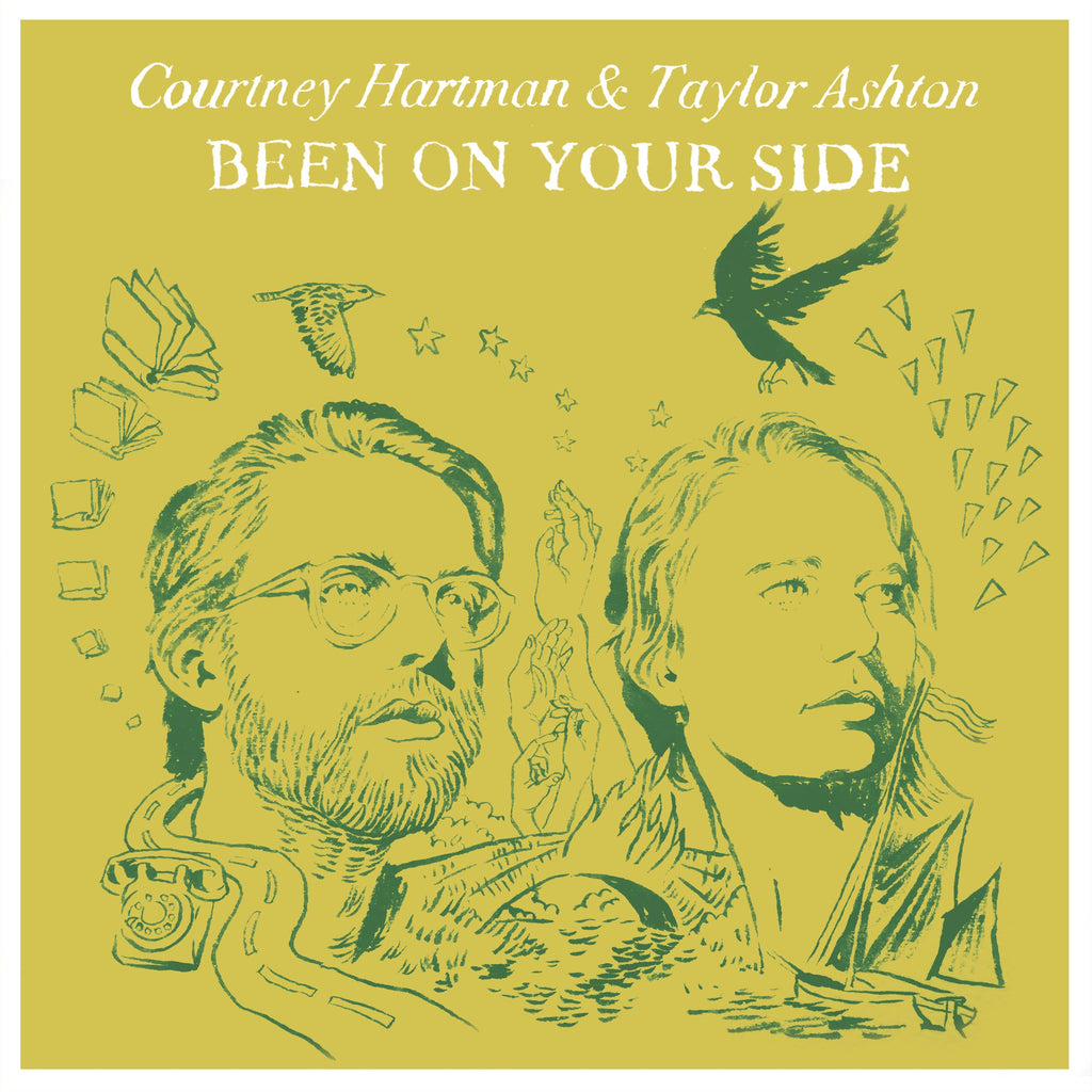 Courtney Hartman & Taylor Ashton - Been on Your Side