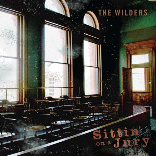 The Wilders - Sittin' on a Jury (10″ Colored Vinyl EP)