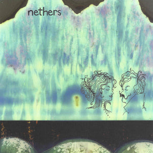 Nethers - Green Jean Jamboree (7'' vinyl single)