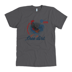 Free Dirt Records Revue Ltd. Edition Men's T-Shirt