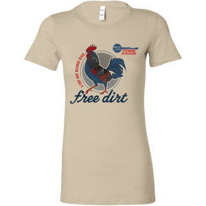 Free Dirt Records Revue Ltd. Edition Women's T-Shirt