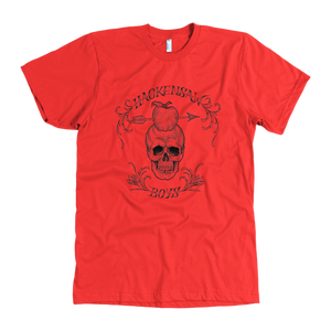 "Hackensaw Boys ""Skull"" American Apparel Men's T-Shirt"
