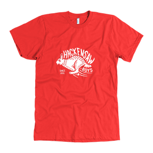 "Hackensaw Boys ""Rabbit"" American Apparel Men's T-Shirt"