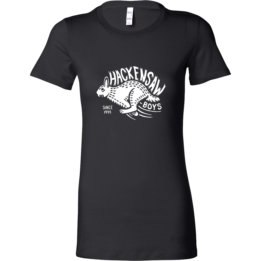 Hackensaw Boys Bella Womens Shirt