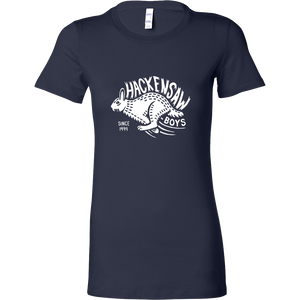 "Hackensaw Boys ""Rabbit"" Bella Women's T-Shirt"